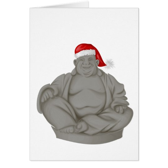Happy Fat Men Card