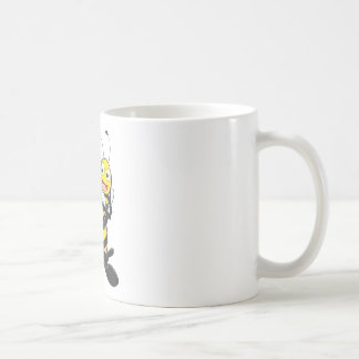 Happy Father and Daughter Bee Coffee Mug