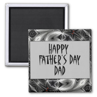Happy Father's Day Dad Refrigerator Magnets