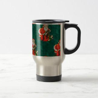 Happy Father Christmas Travel Mug