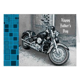 Happy Father day Card Chopper
