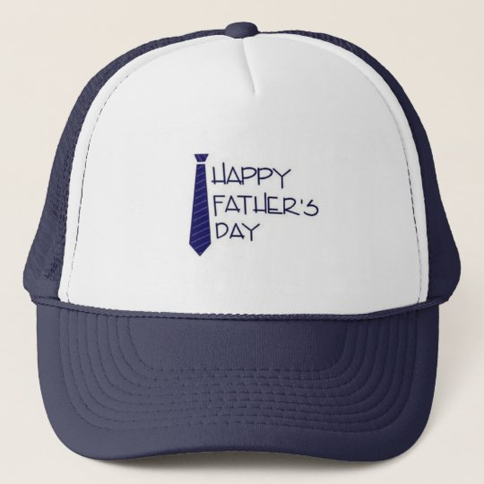 Happy Father Day! Trucker Hat