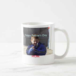 Happy Father;s Day Mom Coffee Mug