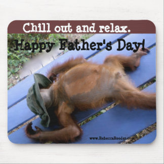 Happy Father s Day Relaxation Mousepad