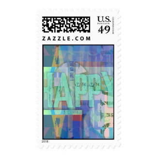 Happy Father's Day - 01 Postage -