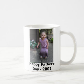 Happy Father's Day - 2007 Mugs