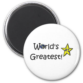 Happy Father's Day! 2 Inch Round Magnet