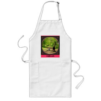 HAPPY FATHERS DAY APRON