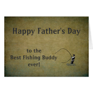 Happy fathers day fishing cards happy fathers day fishing for Best day to fish