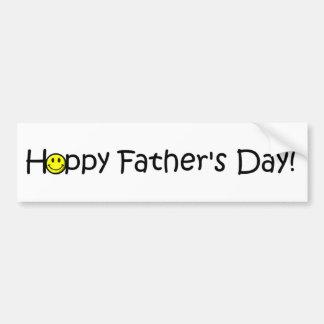 Happy Father's Day! Bumper Sticker