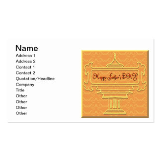 Happy Fathers Day Double-Sided Standard Business Cards (Pack Of 100)