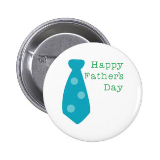Happy Fathers Day 2 Inch Round Button
