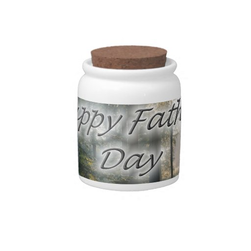 Happy Fathers Day Candy Dishes
