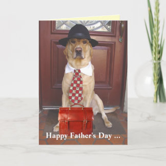 Happy Father's Day... Card