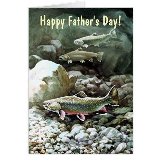 Happy Father's Day Card - Customizable