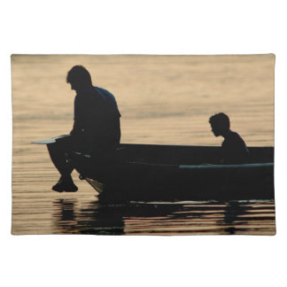Happy Father's Day ! - Cloth Placemat