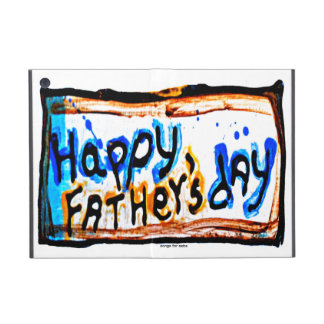 happy fathers day cover for iPad mini