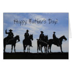 Happy Father's Day Cowboy greeting card