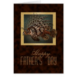 """""""Happy Father's day"""" CUSTOMIZABLE Greeting Cards"""