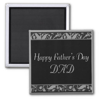 Happy Father's Day DAD Magnet