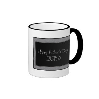 Happy Father's Day DAD Coffee Mugs