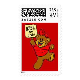 Happy Father's Day Dad ! - Postage