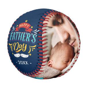 e0cf1fec Happy Father's Day Family Photos - Navy Blue Baseball