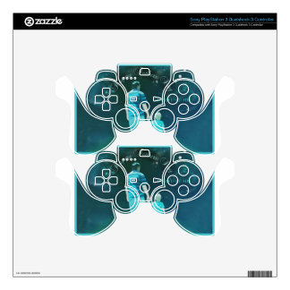 Happy Fathers Day, First Hero PS3 Controller Decal