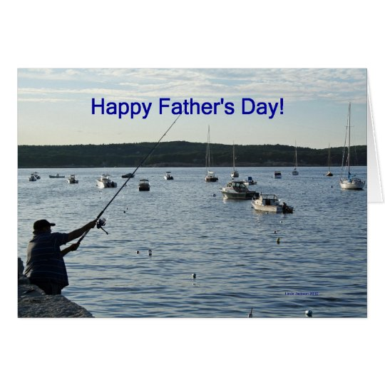 Happy Father's Day!  Fishers of men! Card