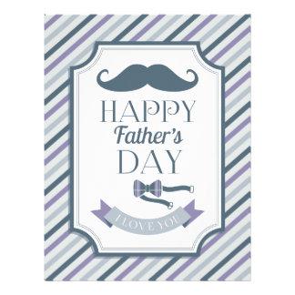 Happy Fathers Day Flyers & Programs | Zazzle