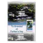 Happy Father's Day - For Granddad Greeting Cards