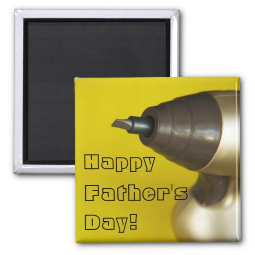 Happy Father's Day! Fridge Magnets