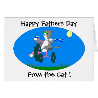 Happy Fathers Day,  From the C... Card
