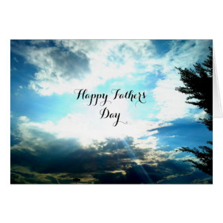 HAPPY FATHERS DAY FROM WIFE card