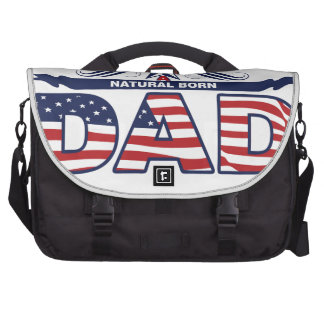 Happy Father's Day Gifts Commuter Bag