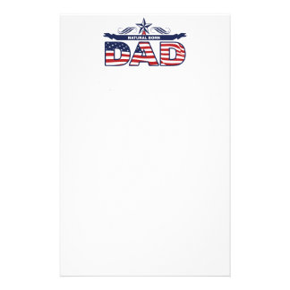 Happy Father's Day Gifts Stationery