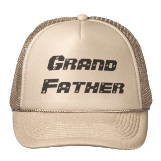 Happy Fathers Day, Grand Father Hat