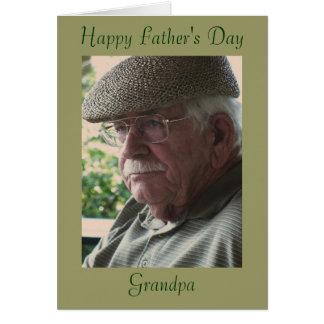 Happy Father's Day, Grandpa Card
