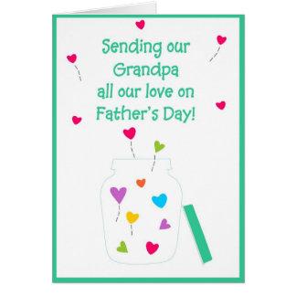 Happy Father's Day - Grandpa Card