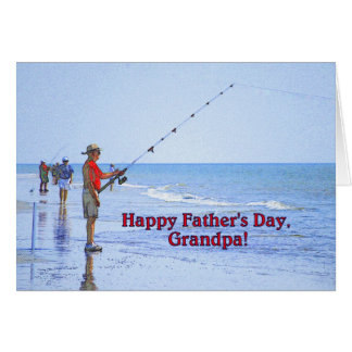 Happy fathers day fishing cards happy fathers day fishing for Father s day fishing card