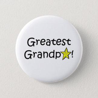 Happy Father's Day, Grandpa! Pinback Button