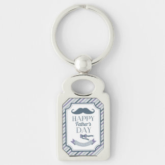Happy Father's Day Keychain