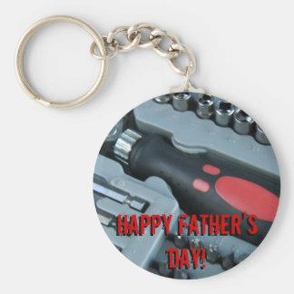Happy Father's Day! Keychain
