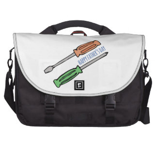 Happy Father's Day Laptop Computer Bag