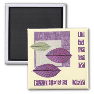 Happy Father's Day ! Refrigerator Magnet