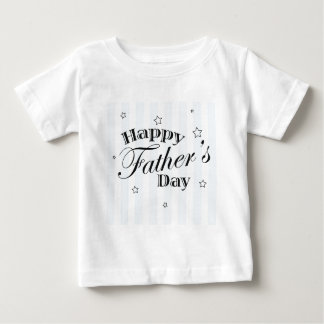 Happy Father's Day Message T-shirt