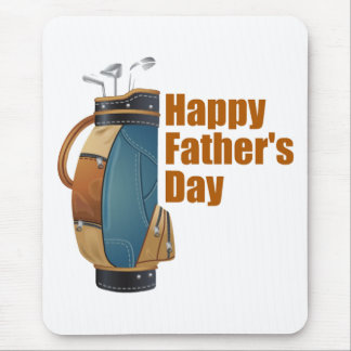 Happy Father's Day Mousepads