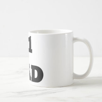 Happy Father's Day - Number 1 Dad - #1 Dad Mug