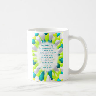 Happy Father's Day Original Poetry Mug