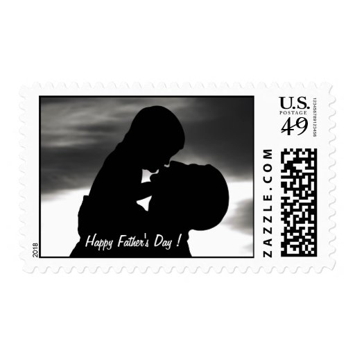 Happy Father's Day ! - Postage